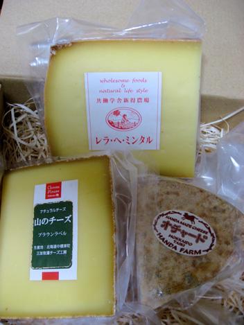Hokkaidocheese