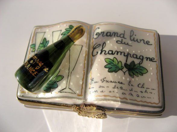 Champagnebook